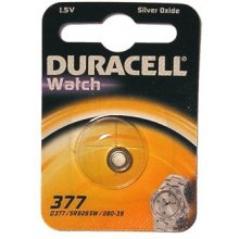 DURACELL D377, серебристый-Oxide...