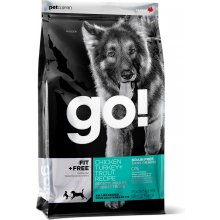 GO! FIT + chicken 11,34 kg