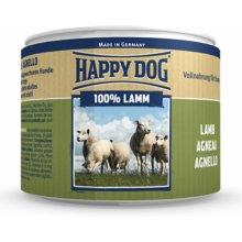 Happy Dog Single Protein (100% lamm) - 400...