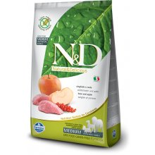 Farmina N&D Boar & Apple Adult Medium 800g -...