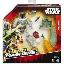 HASBRO SW Hero Mashers figurka z bronią