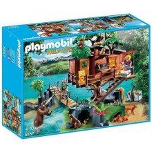 PLAYMOBIL 5557 Abenteuer-Baumhaus