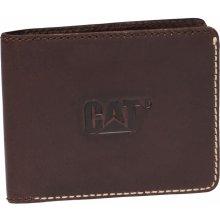 CAT CULTIVATION FLINT wallet, pruun