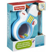 FISHER PRICE FISHER Gitara maluszka