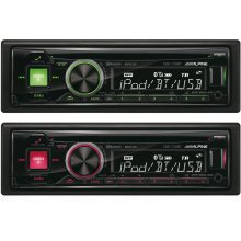 ALPINE Car Radio CDE-173BT