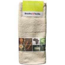 Bradley Köögirätik 40x60 Frotee kohvi/ beez