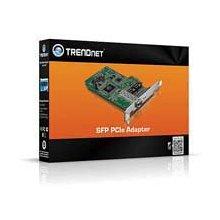Сетевая карта TRENDNET Nek Gbit SFP PCIe...
