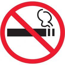 Apli Etiketid 114x114mm, suitsetamine...