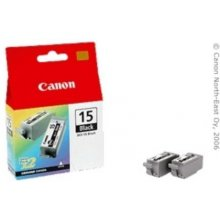 Tooner Canon Ink BCI15K black | 2x5.6ml |...