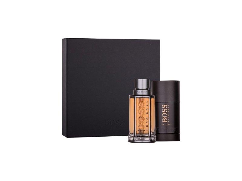 Hugo Boss The Scent Pour Homme Eau De Toilette 50ml Set 01ee