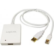 LogiLink adapter HDMI -> Mini DisplayPort +...