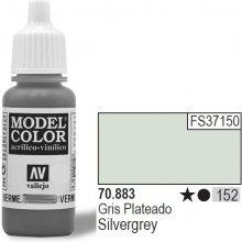 Vallejo Farba Nr152 Silvergrey Matt 17ml