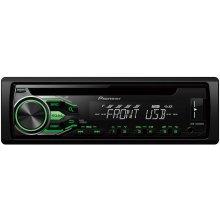 PIONEER DEH-1800UBG зелёный