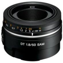Sony объектив DT 50mm F1.8 SAM