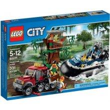 LEGO City Wielkie zatrzymanie