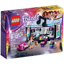 LEGO Friends Studio nagrań gwiazdy pop