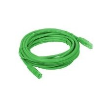 A-LAN Patchcord UTP cat 5e 0.5m, зелёный