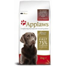 Applaws Dog Adult Large Chicken, 2kg