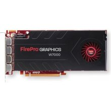 Videokaart AMD FirePro W7000