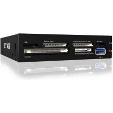 """Kaardilugeja ICYBOX IB-865-B for 3,5"""" slot"""