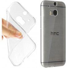 HTC защитный чехол One M8, kummist, õhuke...