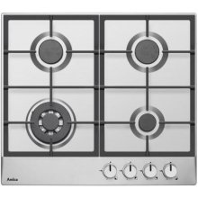 Pliidiplaat Amica PG6511XPR Gas hob