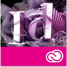 ADOBE InDesign CC RNW, Renewal, CS3+, ENG...