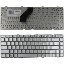 Qoltec klaviatuur for HP DV6000 hõbedane