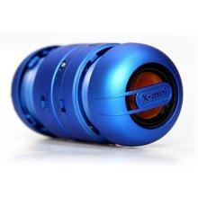 Колонки X-MINI Kaasaskantav MAX (синий)