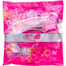 Wilkinson Sword Extra 2 Beauty 5pc - Razor...