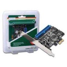 Võrgukaart DIGITUS PCI Express Combo-Karte