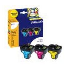 Tooner Pelikan Tinte 3-farbig c,m,y, HP363