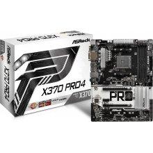 Emaplaat ASRock X370 Pro 4