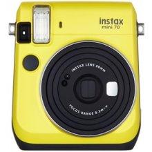 Fotokaamera FUJIFILM Instax mini 70 kollane...