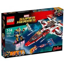 LEGO Super Heroes Space Mission