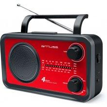 Радио Muse M-05RED Kofferradio
