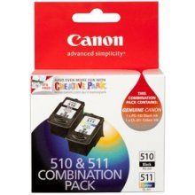 Тонер Canon PG-510/CL-511 Multi Pack, Black...