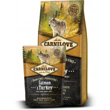 CARNI LOVE Salmon & Turkey for Large Breed...