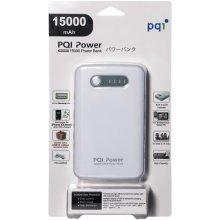 PQI POWERBANK 15000mAh DUAL-USB 2,1/1A...