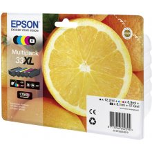 """Tooner Epson T3335XL """"oranž"""" Claria Premium..."""