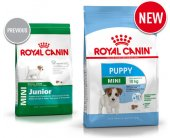 Royal Canin Mini Junior / Puppy 0,8kg (SHN)