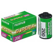 FUJIFILM Superia 200 135/36 3 Stück