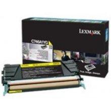 Lexmark Toner C746/C748 ye 7k C746A1YG