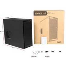 Korpus NZXT Source 220 USB 3.0 x1, USB 2.0...