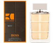 HUGO BOSS Boss оранжевый Man EDT 40ml -...