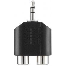BELKIN Portable Audio адаптер 3.5mm/2xRCA...