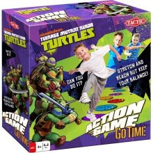 TACTIC Gra Turtles Go Time