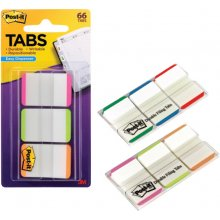 3M Indeksid Post-it Strong 25x38mm 22tk, 3...
