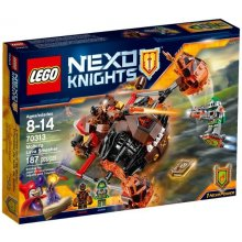 LEGO Nexo Knights Lawowy rozłupywaczMoltora