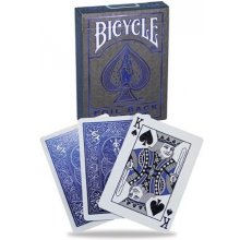 Bicycle Cards Metalluxe Blue